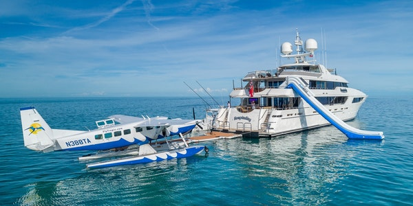Westport HOSPITALITY Available For Charter