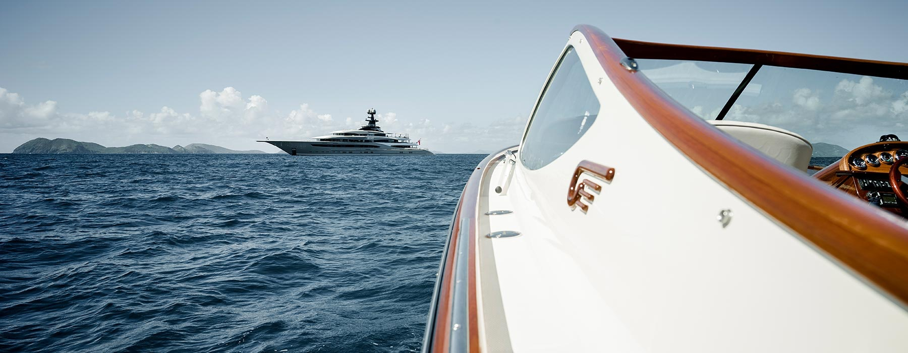 Buying A Luxury Yacht - Yacht Sales - Moran Yacht & Ship