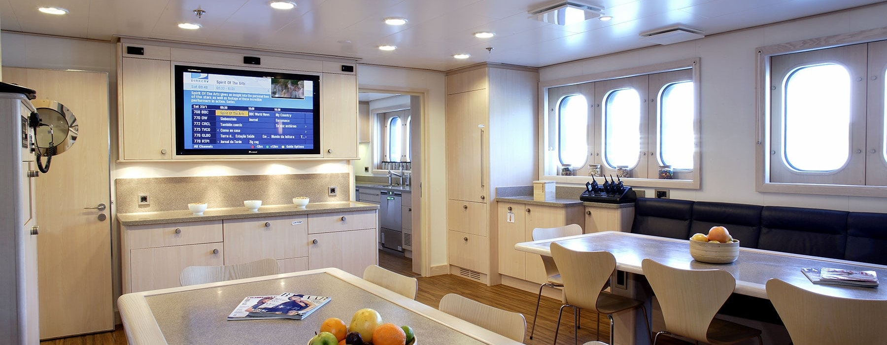 Yacht Crew Registration