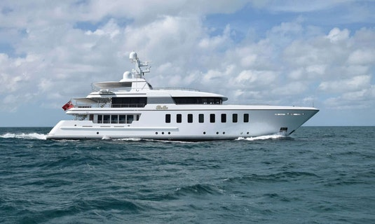 Feadship BELLA VITA Luxury Yacht Profile