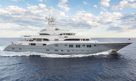 Lurssen Yacht TV Profile