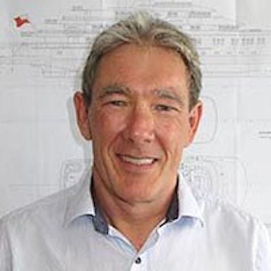 UK Yacht Manager Patrick Foy