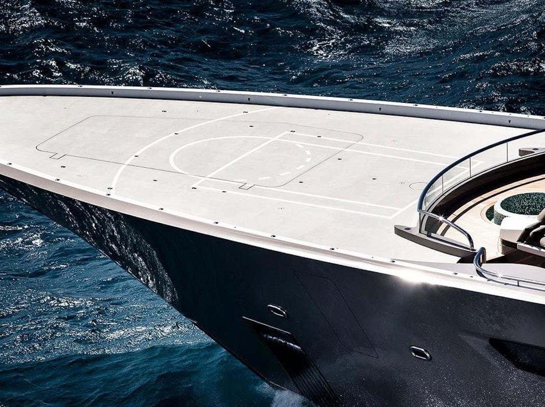 Recent Luxury Yacht Sales, Brokerage Sales