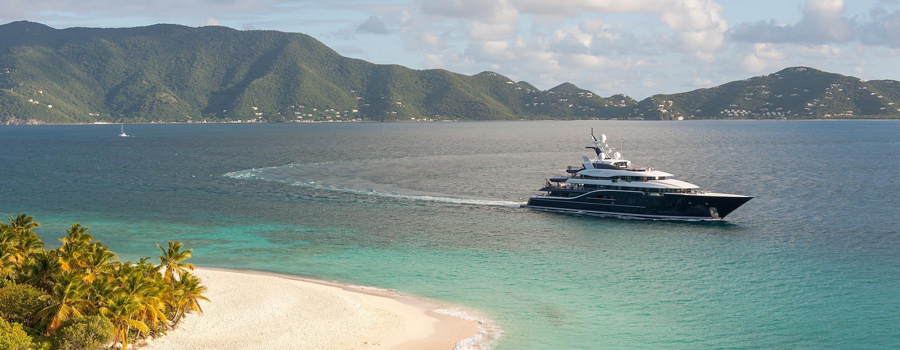 Luxury Yacht Charter Destinations