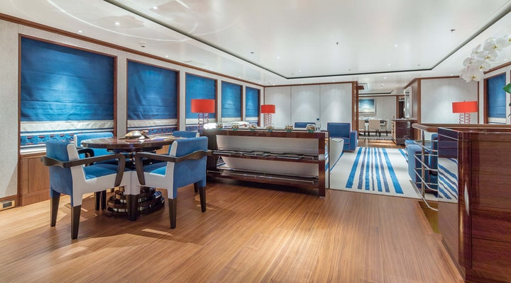 Feadship Luxury Yacht MADSUMMER For Sale