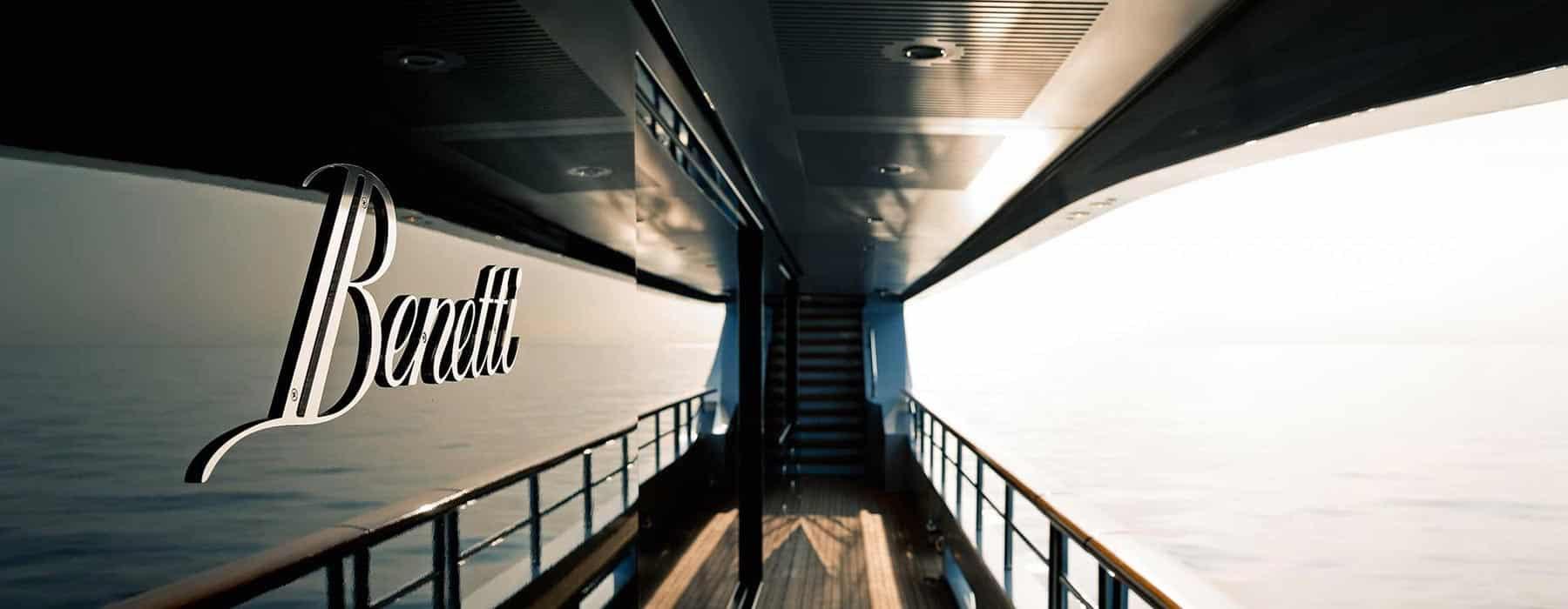 Benetti Yachts Shipyard