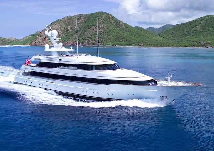 Feadship Motor Yacht MADSUMMER Profile
