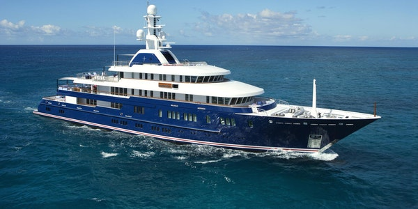 lurssen yacht northern star refited
