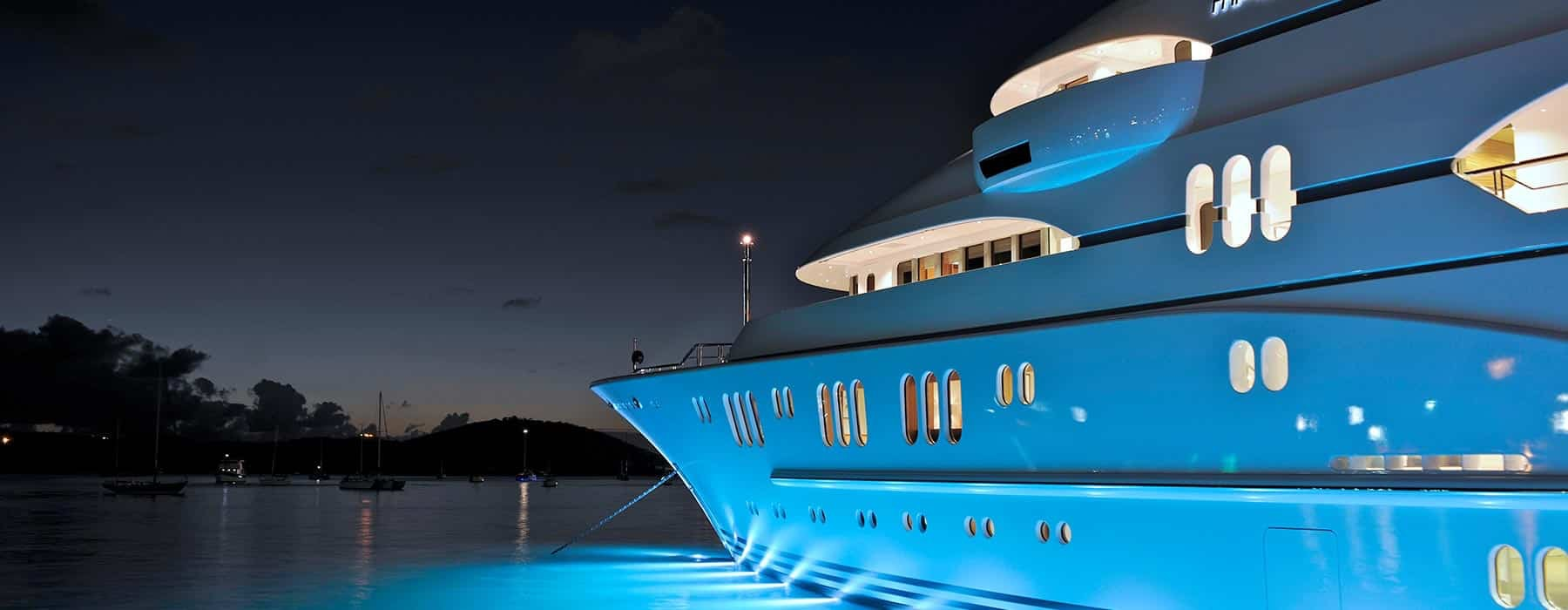View Luxury Yachts For Sale
