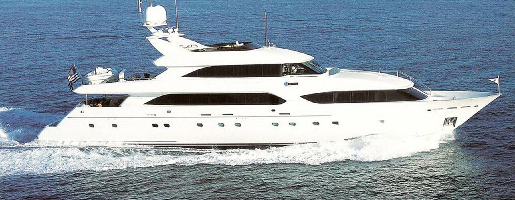 Westship Yacht MONA LIZA Profile