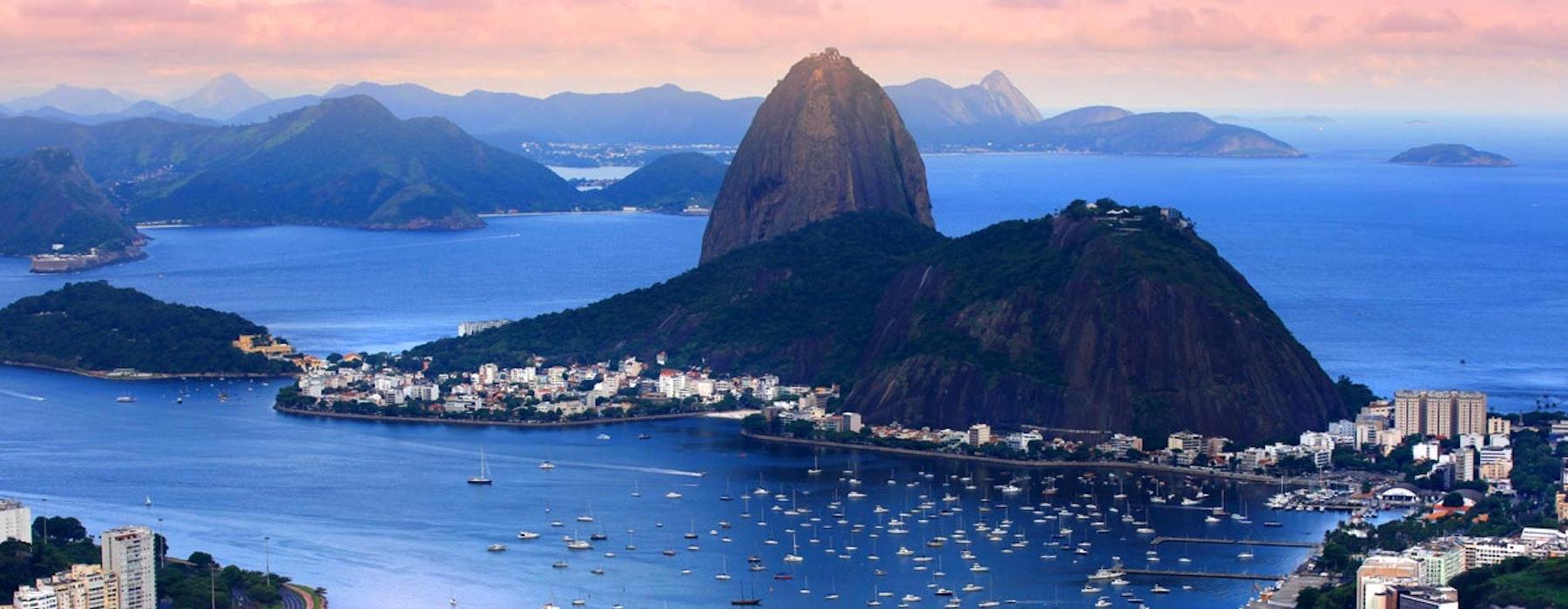Brazil Yacht Charters