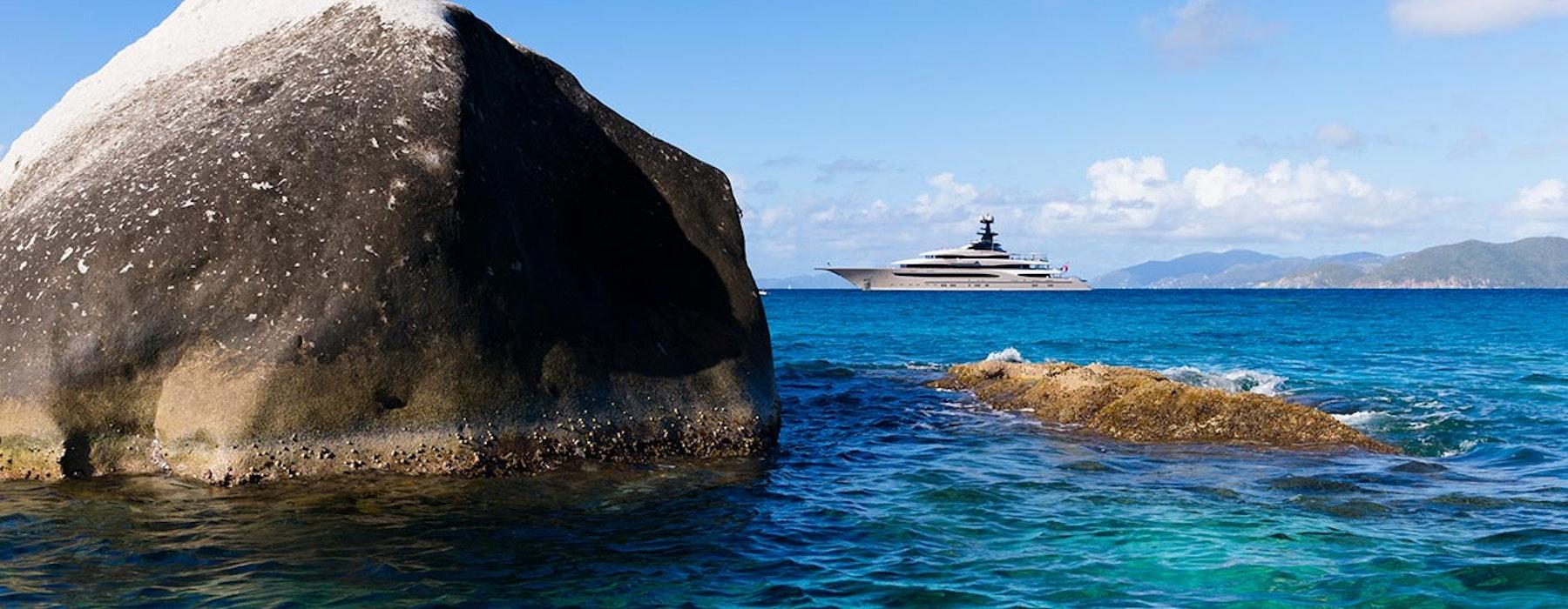 Caribbean British Virgin Islands Yacht Charters