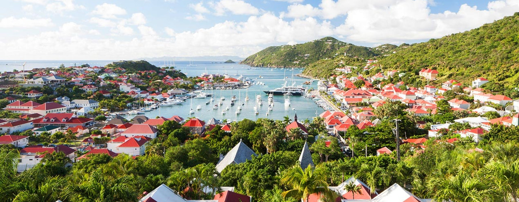 Caribbean Leeward Islands Yacht Charters