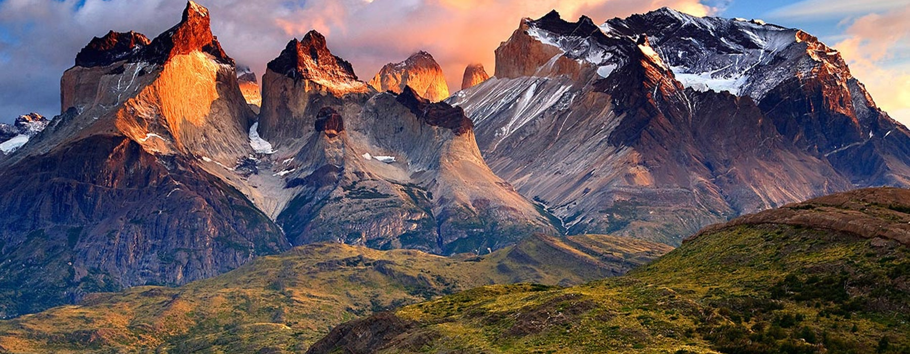 Chile & Patagonia Yacht Charters