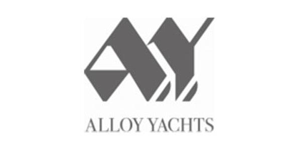 Shipyard Alloy Yachts Logo