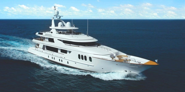 Hakvoort Yacht ALLEGRIA