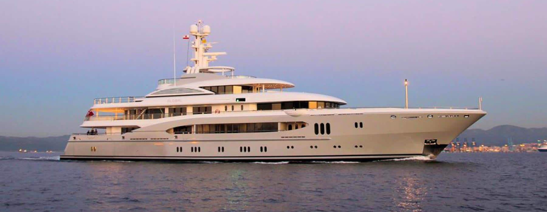 Completed Project Lurssen GLOBAL