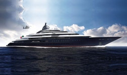 Project REDWOOD - New Yacht Construction