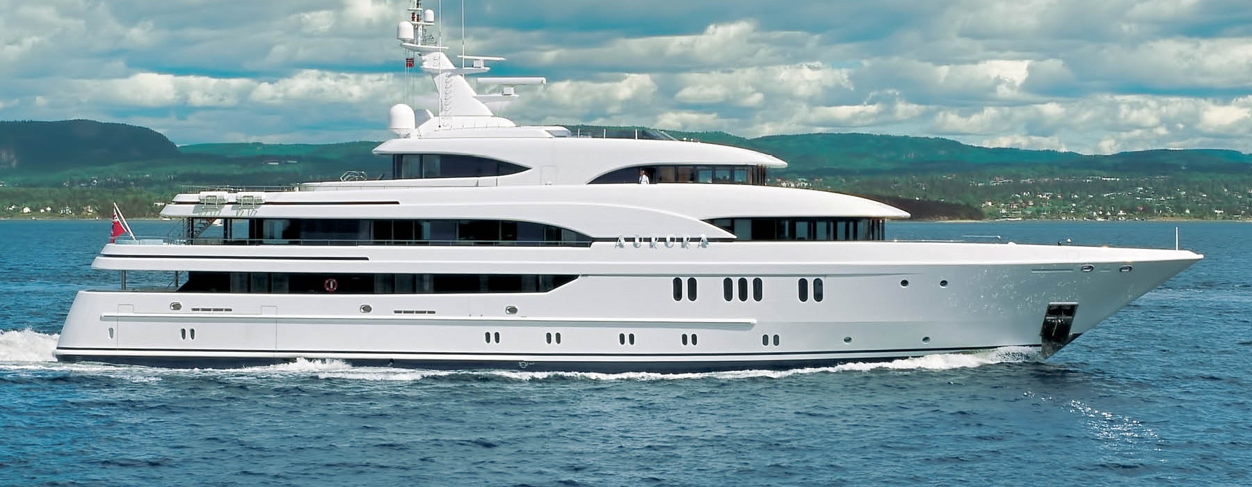 AVANTI yacht (ex Aurora, Ex Phoenix I)