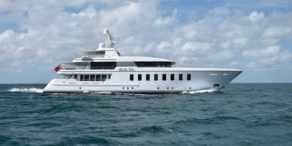 Bella luxury yacht for Sale and Charter