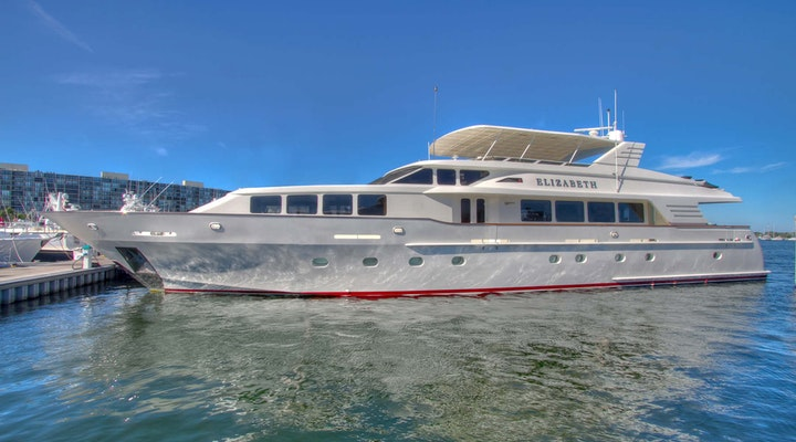 Trinity ELIZABETH Luxury Yacht For Sale