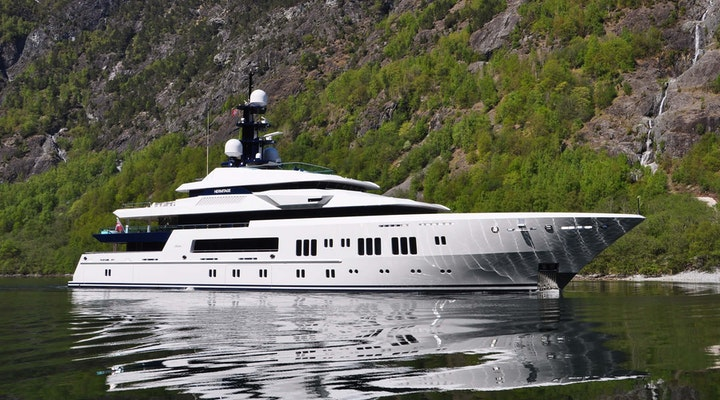 Hermitage completed yacht profile