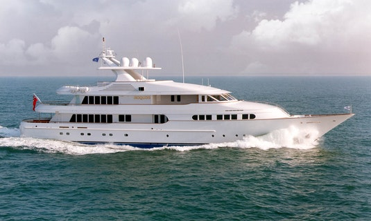 Iroquois Feadship luxury yacht profile