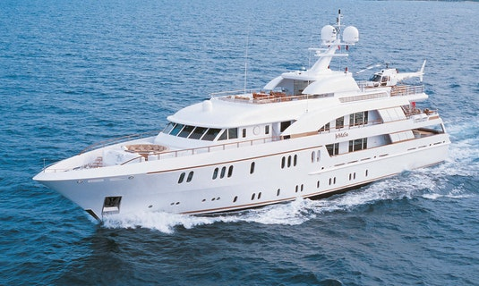 Jemasa built by Moran Yacht