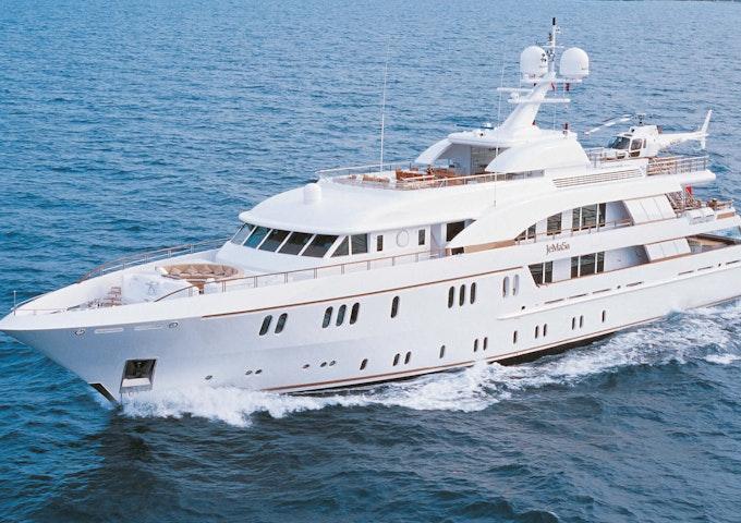 Jemasa built by Moran Yacht
