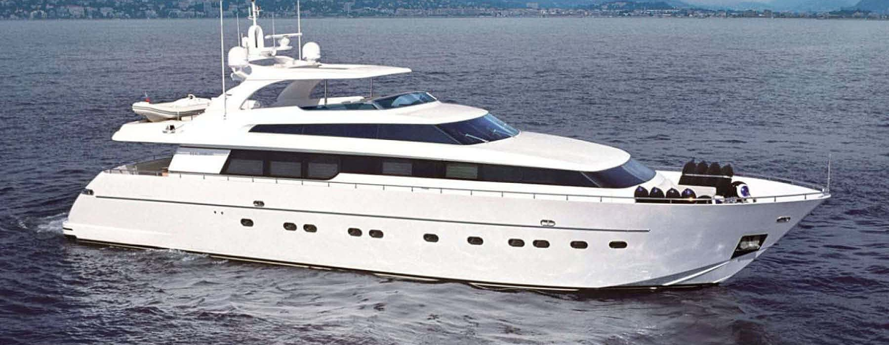 Sanlorenzo KAVALIER Luxury Yacht For Sale