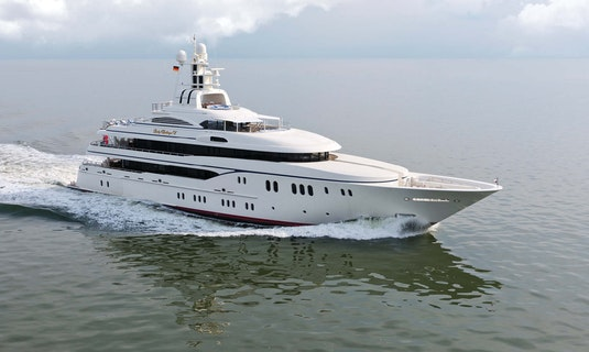 Lurssen LADY KATHRYN V - Luxury Yacht