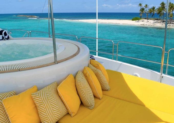 Heesen Yacht OCTOPUSSY Sundeck