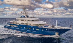 BELLA VITA luxury yacht for charter