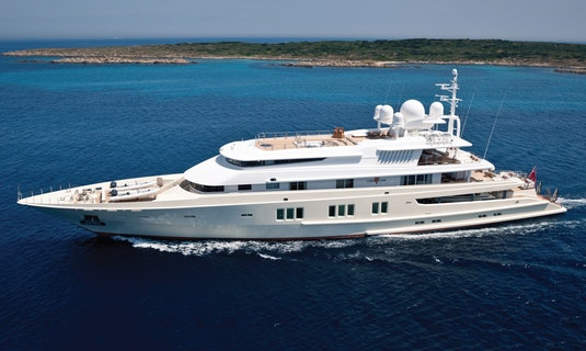 Lurssen CORAL OCEAN For Sale
