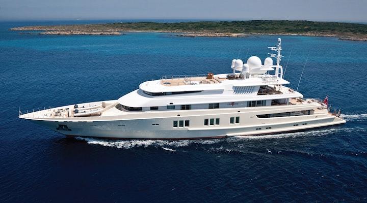 Lurssen CORAL OCEAN For Sale