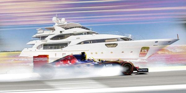 Grand-Prix F1 Monaco, Cannes Film Festival