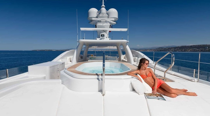 Luxury Yacht Management Company