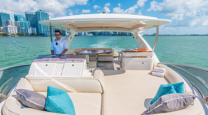 SEVEN luxury motor yacht for sale