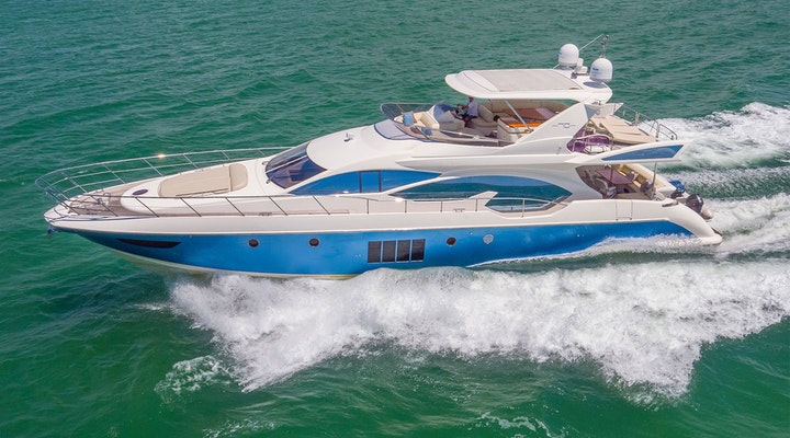 Azimut SEVEN For Sale