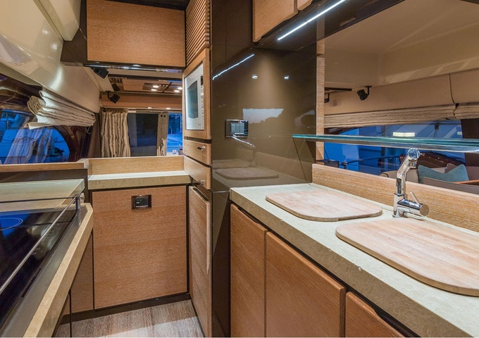 SEVEN luxury motor yacht for sale