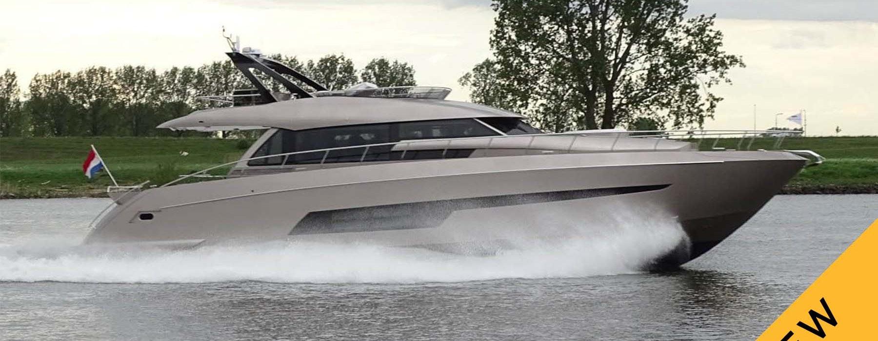 motor yacht ALILEA Van Der Heijden for sale