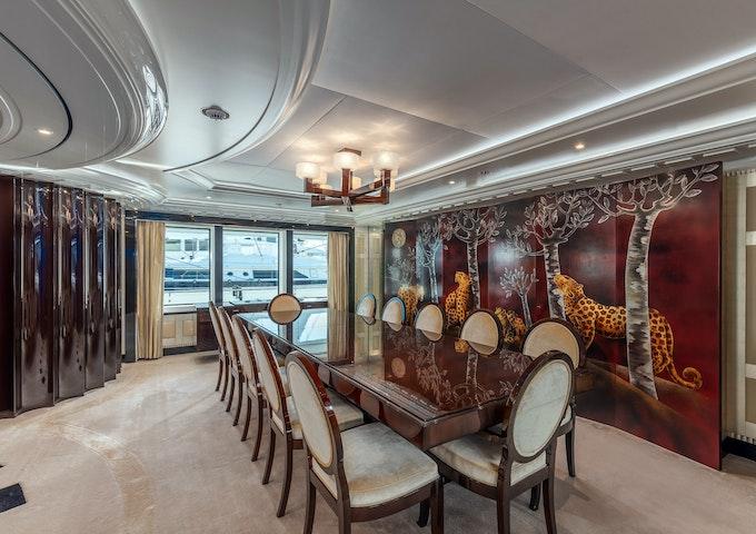 Avanti Dining Room
