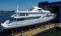 Amels 60 Project WITCHCRAFT yacht construction