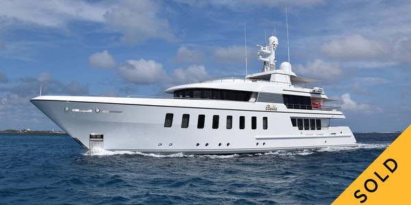 Bella Feadship SOLD by Moran Yacht & Ship