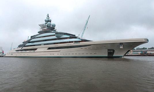 Завершенный проект OPUS построенный компанией Moran Yacht & Ship