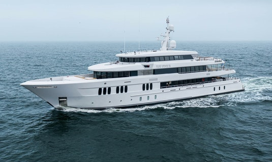Completed Royal Hakvoort motor yacht project SIDNEY by Moran Yachts