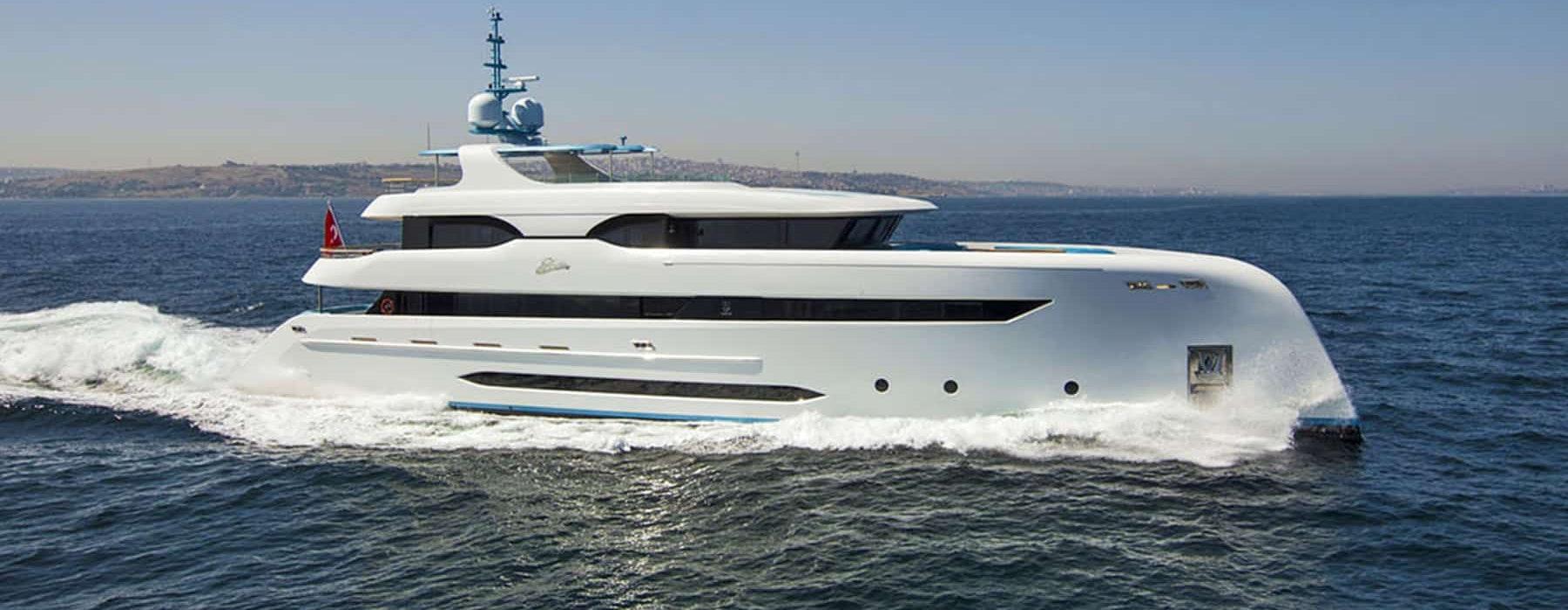 ELADA Bilgin luxury yacht for sale
