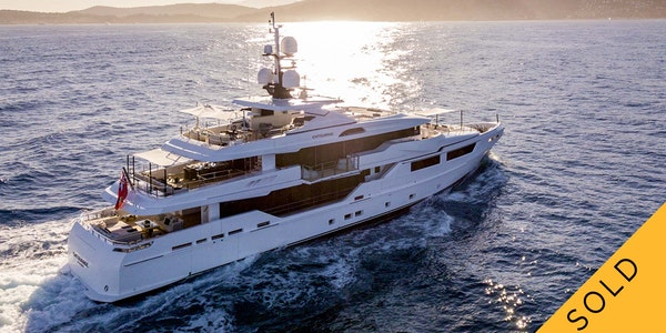 ENTOURAGE Admiral Luxury yacht SOLD
