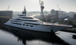 ENZO Lurssen Moran building-yacht project