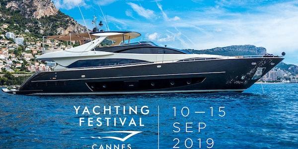 EVA SOFIA at Cannes Yachting Festival 20219